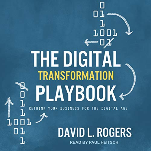 The Digital Transformation Playbook cover art