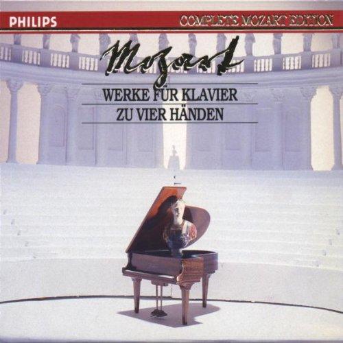 Die vollständige Mozart-Edition Vol. 16 (Werke für Klavier zu vier Händen)