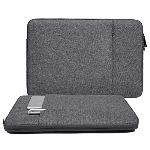 13-13.3 Inch Laptop Tablet Sleeve Bag for Razer Blade Stealth 13.3/Asus Chromebook 13.3, Acer Spin 5 13.3,HP Spectre x360/HP Envy 13/HP Stream 13, MacBook Air 13 A2179/Pro 13 A2289 A2159(Space Grey)