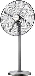 LYHD Ventilador de Piso Industrial, Ventilador de Viento Grande y Potente, Ventilador Comercial Metal de Alta Potencia