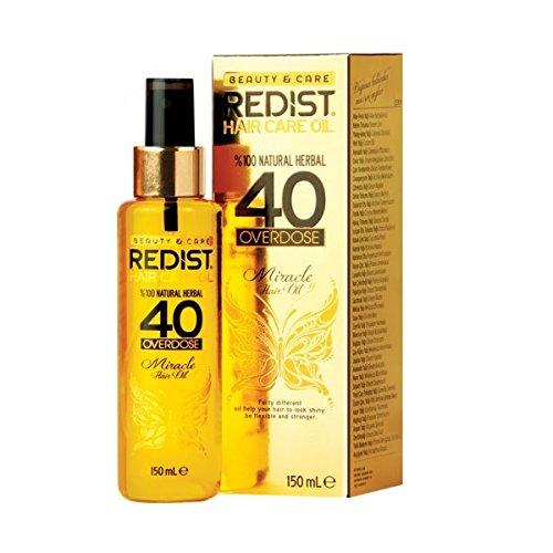 Redist 40 Miracle Oils Hair Care Oil 150ml