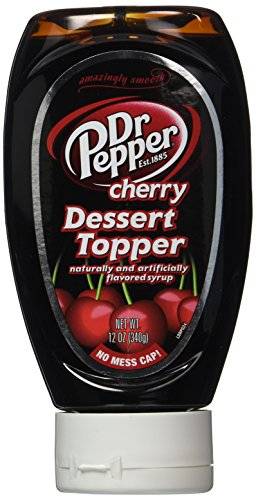 Dr Pepper Cherry Dessert Topper
