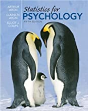 Best statistics for psychology 5th edition Reviews