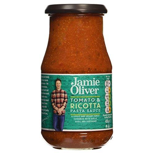 Jamie Oliver Tomato Ricotta & Basil Pasta Sauce 400g