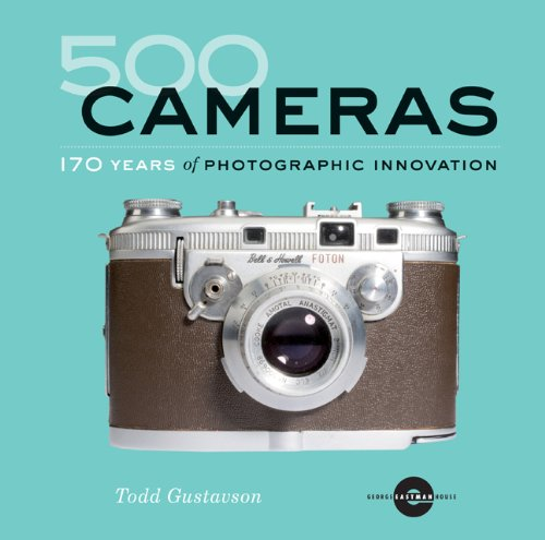 Price comparison product image 500 Cameras: 170 Years of Photographic Innovation