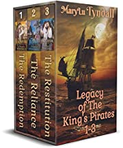 Legacy of the King's Pirates: Books 1-3