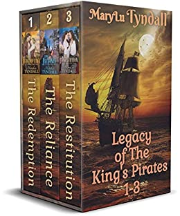 Legacy of the King's Pirates: Books 1-3 by [MaryLu Tyndall]