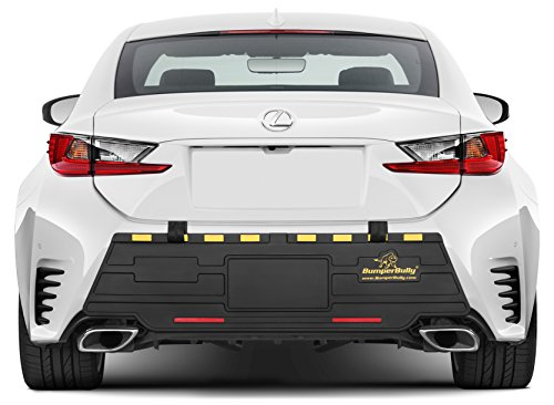 Gold Edition Bumper Bully Extreme - The Ultimate Outdoor Bumper Protector, Rear Bumper Guard,...