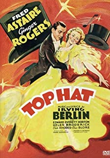 TOP HAT (FF) (DVD)
