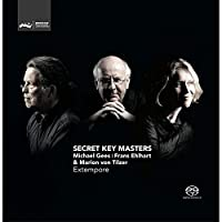 Secret Key Masters by Michael Gees