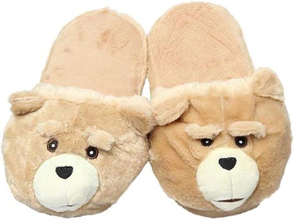 Inventory cleanup selling sale Ted The Movie Slippers Plush Ultra-Cheap Deals
