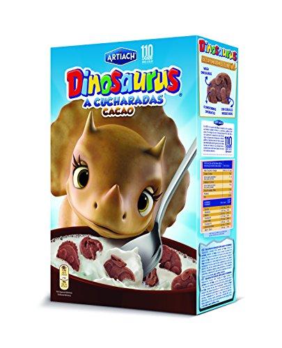 Artiach - Galletas Dinosaurus A Cucharadas Cacao 350 g