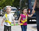 walkodile Duo (2 niños) – Arnés de Seguridad para Dos niños, riendas para Gemelos con Juegos de Aprendizaje Gratis para Paseos guía