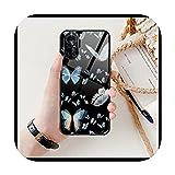 Coque de protection transparente pour Huawei Honor 20 10 9 8A 7 5T X Pro Lite 5G Noir Coque Hoesjes...