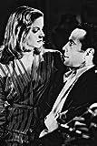 Humphrey Bogart & Bacall Poster, 60 x 91 cm