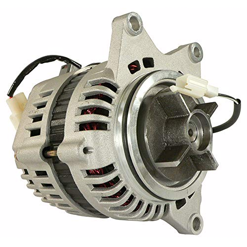 New DB Electrical AHA0002 Alternator Compatible With/Replacement For Honda GL1500A Gold Wing Aspencade 1991-2000, GL1500I Gold Wing Interstate 1991-1996, GL1500SE Gold Wing 1990-2000 12527N