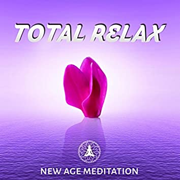 Total Relax – New Age Meditation – Yoga, Reiki, Calmness, Therapy Music, Relaxing Music, Stress Relief, Falling Rain, Pacific