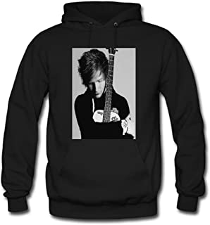 Ed Sheeran Custom Womens Hoodie Sweatshirt