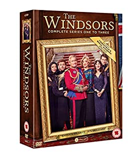 The Windsors - Complete Series One To Three