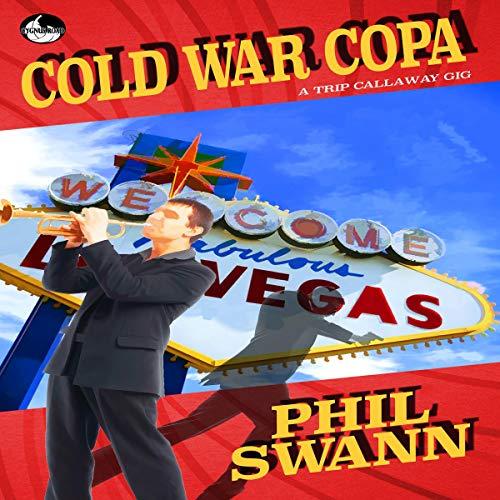 Cold War Copa audiobook cover art