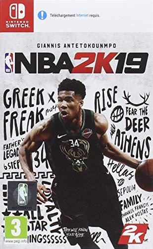 NBA 2K19 [Importación francesa]