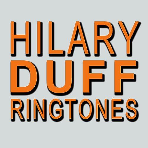 Hilary Duff Ringtones Fan App