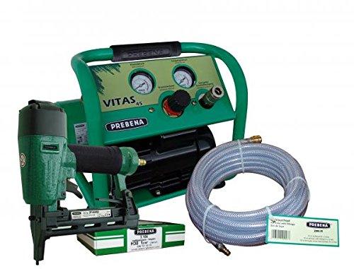 PREBENA® Druckluftnagler 2P-H30SD Kombi-Paket
