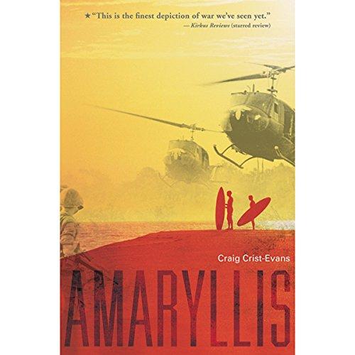Amaryllis audiobook cover art