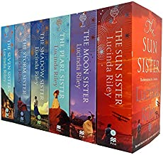 Seven-Sisters Series Lucinda Riley 6 Books Collection Set