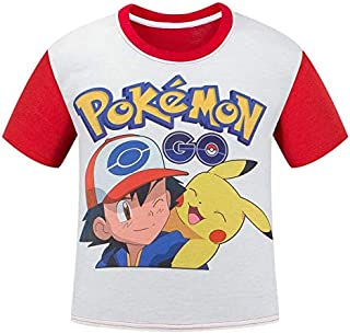 Multi Color Polyester Round Neck T-Shirt For Boys