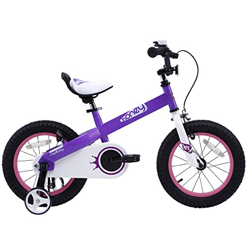 RoyalBaby Honey & Buttons Kids Bike review