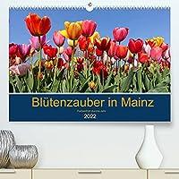 Bluetenzauber in Mainz (Premium, hochwertiger DIN A2 Wandkalender 2022, Kunstdruck in Hochglanz): Bunte Bluetenpracht in und um Mainz am Rhein (Monatskalender, 14 Seiten )