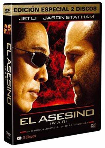 El asesino (War) (Edición especial) [DVD]