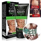 Crema adelgazante, Unisex Muscle Cremas para tensar los músculos del vientre, Gel adelgazante, Crema anti adelgazante unisex, Crema anticelulítica, Esencia adelgazante Gel adelgazante Gel de masaje Ge