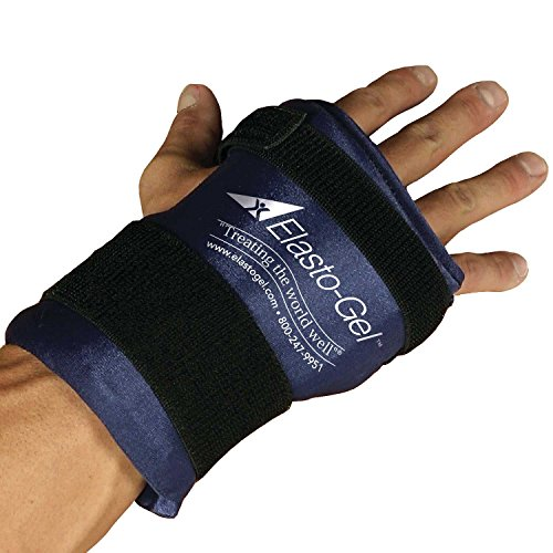 ElastoGel Wrist Wrap Hot/Cold Therapy