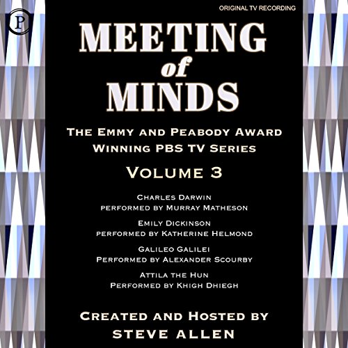 Meeting of Minds, Volume III  By  cover art