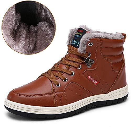 SCIEN Men's Snow Boots Sneakers