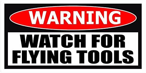 toolbox warning decals - 5