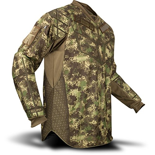 Planet Eclipse HDE Jersey - Camo - 2X