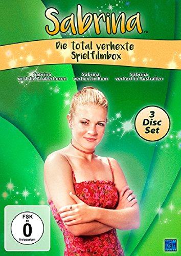 Die total verhexte Spielfilmbox (3 DVDs)