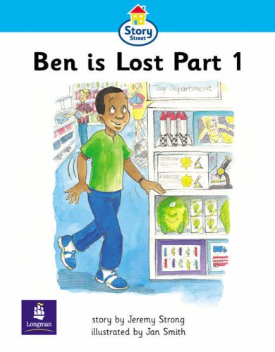Story Street: Step 2 Ben is Lost Part1(Literacy Land)の詳細を見る