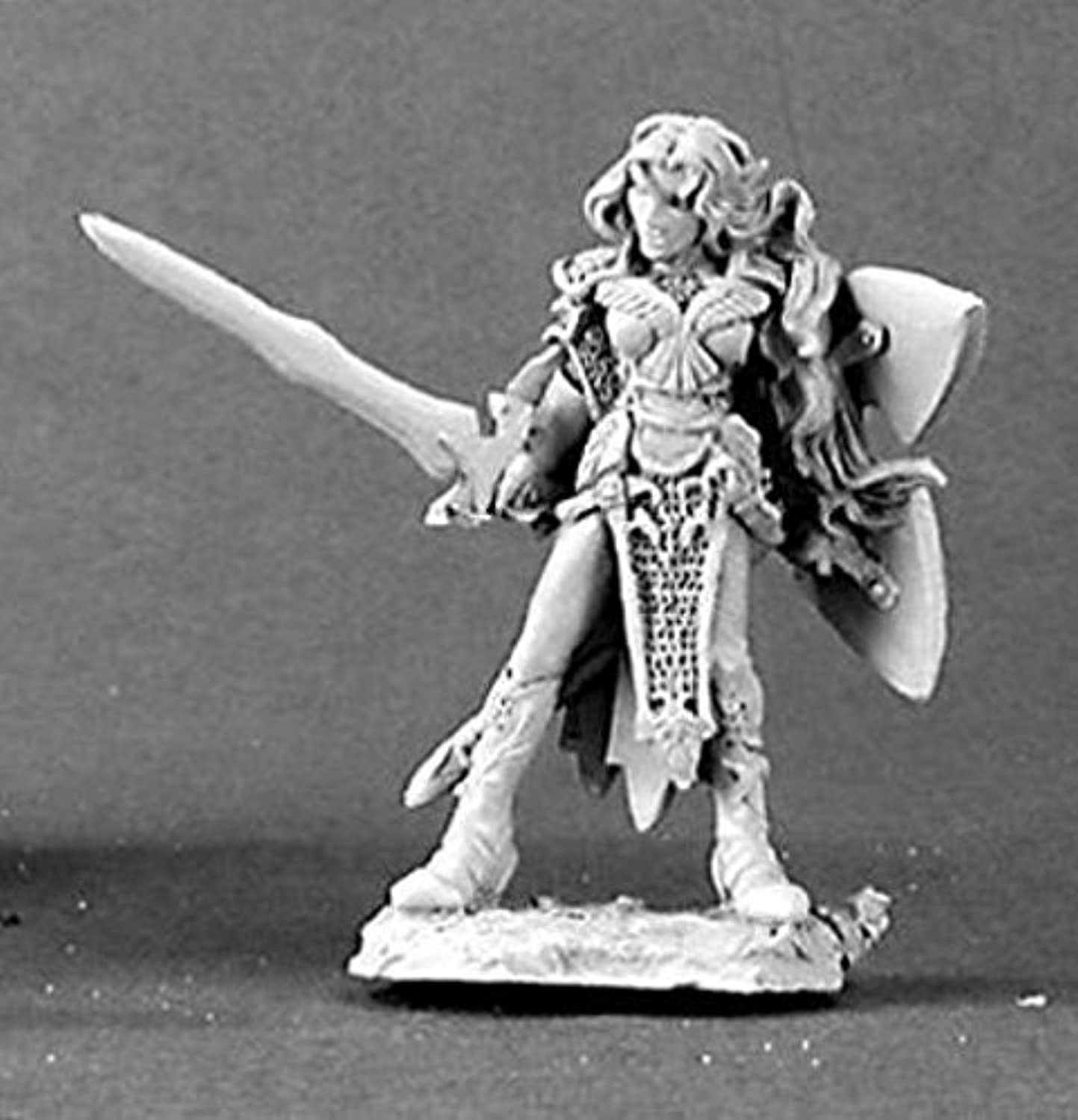 Dark Heaven Aviriel Female Elf Paladin RPR 03072 by Reaper