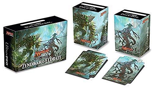 Ultra Pro Duel Deck Box Zendikar vs. Eldrazi - Oversized - Magic: The Gathering