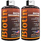 Best Biotin Shampoos - Biotin Shampoo and Conditioner Set - with Keratin Review