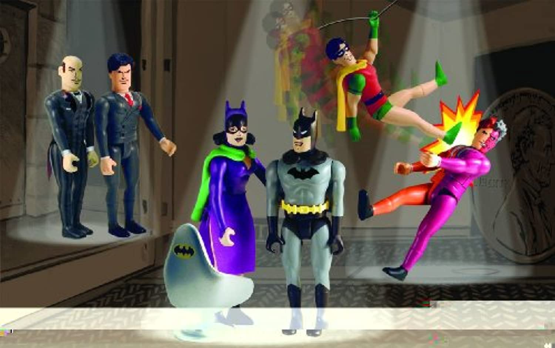 DC Comics Pocket Super Heroes Batman Box Set B0006FU9MI Erste Qualität     Garantiere Qualität und Quantität