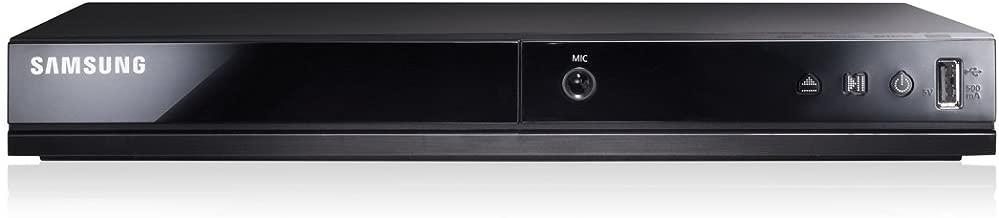 Samsung DVD-E360K Region Free DVD Player with USB and Karaoke with (ACUPWR (TM) Plug Kit - Lifetime Warranty) / HD Kit