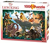 King- Disney Puzzle 1000 pcs, 55830, Uni