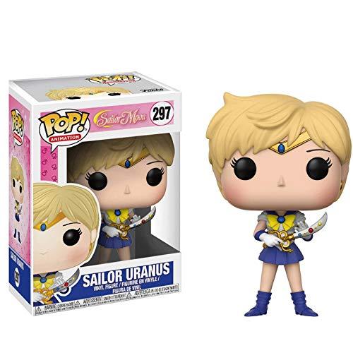 Funko Pop Animtion : Sailor Moon - Sailor Uranus 3.75inch Vinyl Gift for Anime Fans Chibi
