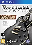 Rocksmith 2014 Edition with Real Tone Cable - PlayStation 4 - [Edizione: Regno Unito]
