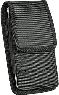 Heavy Duty Rugged EVA Canvas Carry Case for Blu Studio Energy X Plus 2, Pure XR, Vivo 5R, Vivo XL2, Vivo XL3, Vivo XL, Vivo 8, Vivo 8L, Life One X3, R1 Plus, Pure View, Vivo XI+, Vivo XL4, Vivo XI